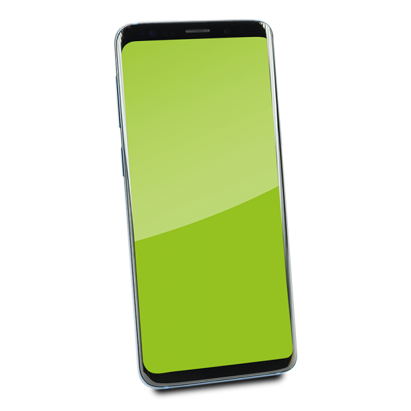 Samsung - Galaxy S9 Coral Blue- 64 GB