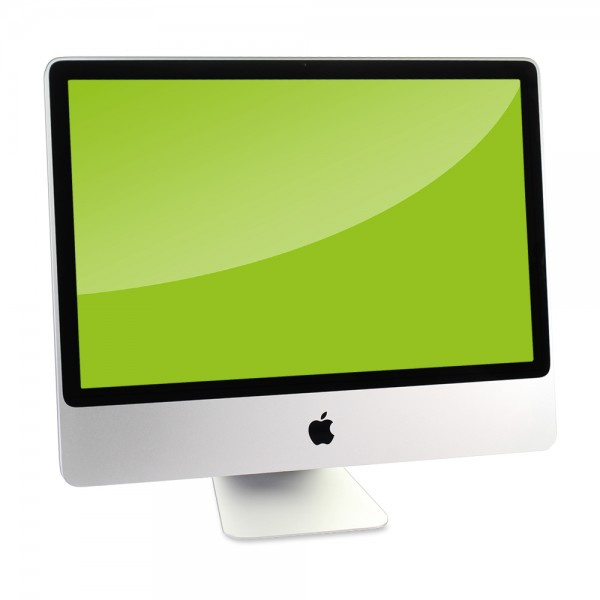 Apple - iMac9,1 Core2 Duo 2.66GHz - 8GB RAM 250GB HDD A1224