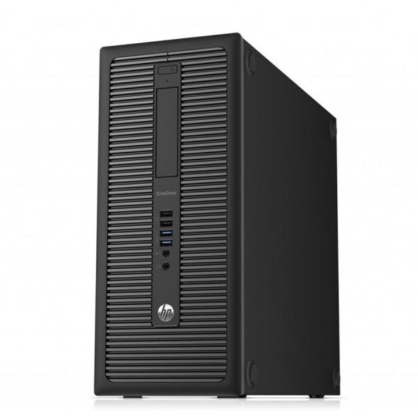 HP EliteDesk 800 G1 TWR 8GB RAM 500GB HDD Win 10 Pro