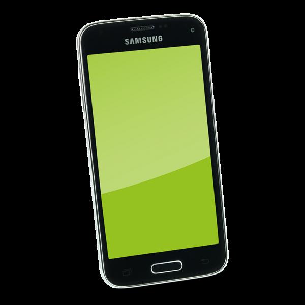 Samsung - Galaxy S5 Mini Black - 16 GB