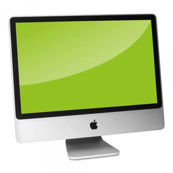 Apple - iMac8,1 - 4GB RAM - 320GB HDD - Intel(R) Core(TM)2 Duo CPU E8435 @ 3.06GHz