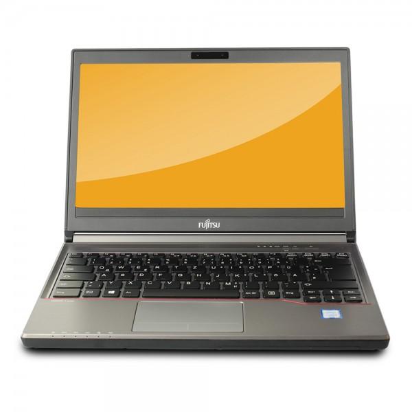 Fujitsu - LIFEBOOK E736 - 500GB HDD Win 10 Home