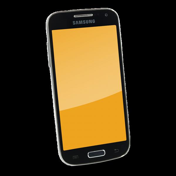 Samsung - Galaxy S4 Mini Black - 8 GB