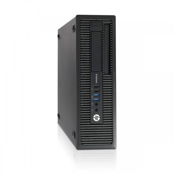 Hewlett-Packard - HP EliteDesk 800 G1 SFF
