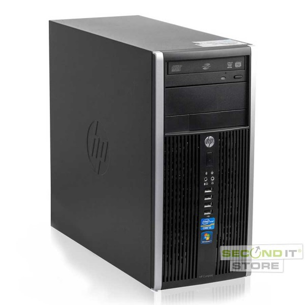 Hewlett-Packard - HP Compaq Pro 6300 MT - 8GB RAM 500GB HDD Win 10 Home