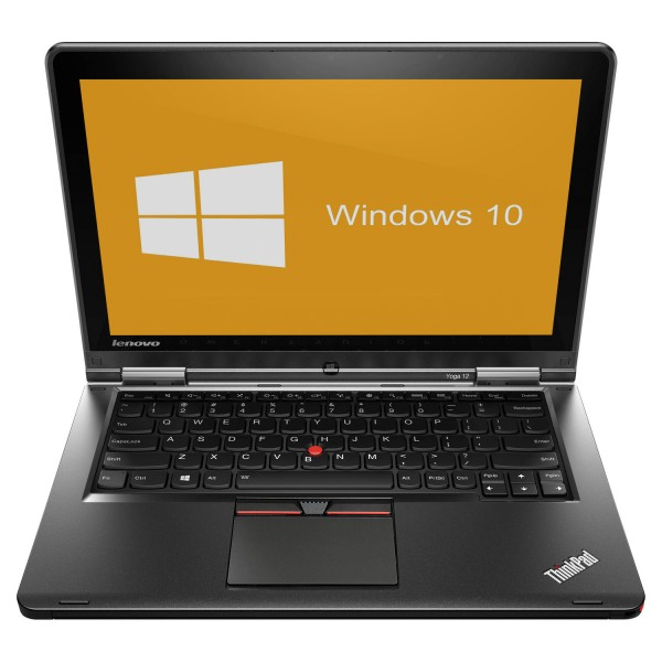 Lenovo - Yoga 12 - 240GB SSD Win 10 Home