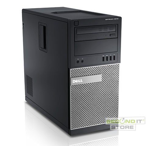 Dell Inc. - OptiPlex 9010 - 8 GB 500 GB HDD Win 10 Home