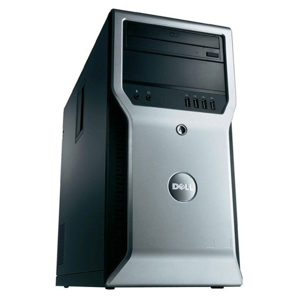 Precision T1600 - 8GB RAM 1TB HDD Win 10 Pro