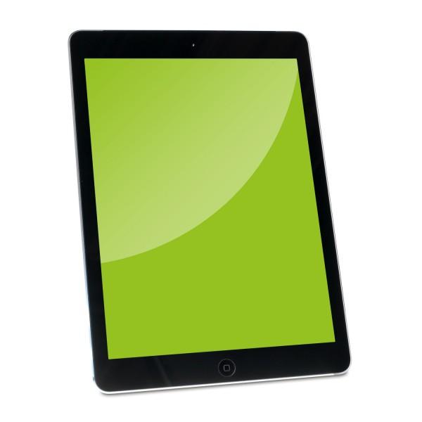 Apple, Inc. - iPad Air Wi-Fi+Cellular 16GB Space Gray - 16 GB