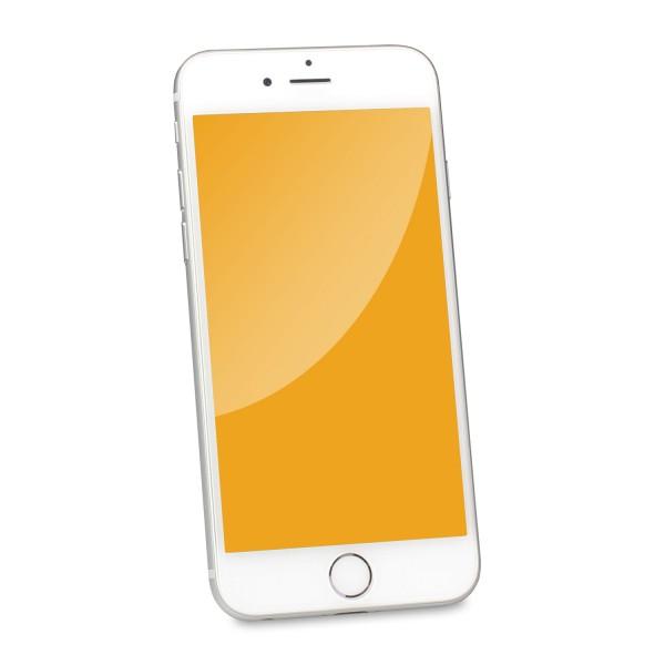 Apple, Inc. - iPhone 6 GSM+CDMA 64GB Silver MG4H2 - 64 GB