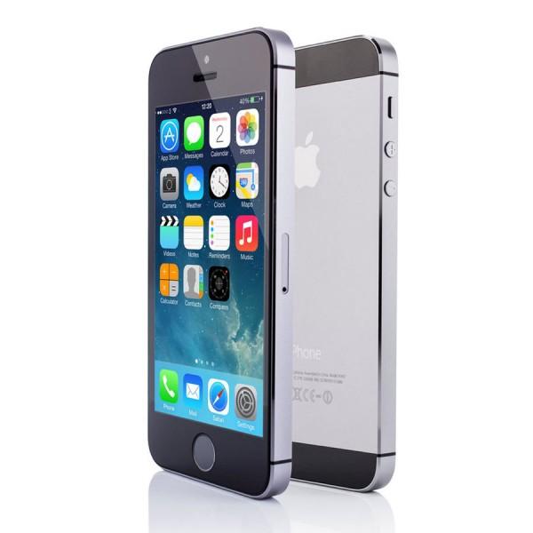 Apple, Inc. - iPhone 5S GSM+CDMA 16GB Space Gray ME432 - 16 GB