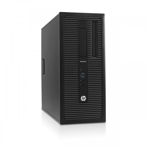 Hewlett-Packard - HP EliteDesk 800 G1 TWR