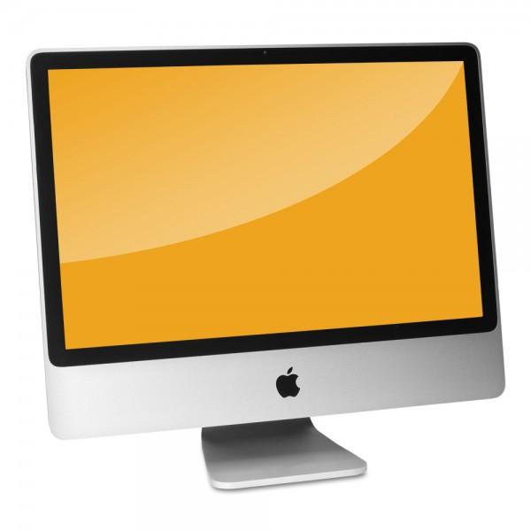 Apple - iMac7,1 - 4GB RAM - 500GB HDD - Intel(R) Core(TM)2 Duo CPU T7700 @ 2.40GHz