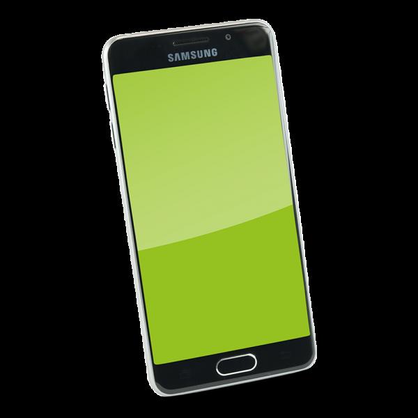 Samsung - Galaxy A3 2016 Black - 16 GB