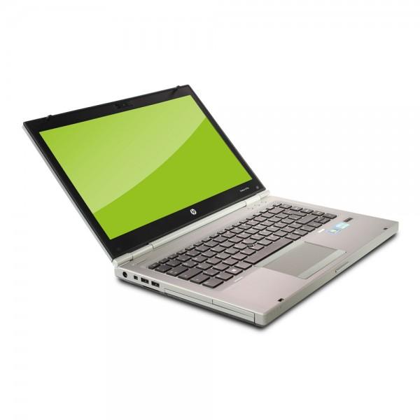 HP EliteBook 8470p - 8 GB RAM 240 GB SSD Win 10 Pro