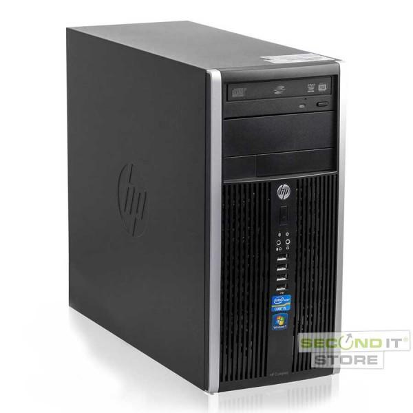 Hewlett-Packard - HP Compaq 6200 Pro MT PC - 8GB RAM 250GB HDD Win 10 Home