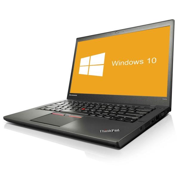 Lenovo - T450s - 240GB SSD zweiter Akku Win 10 Pro