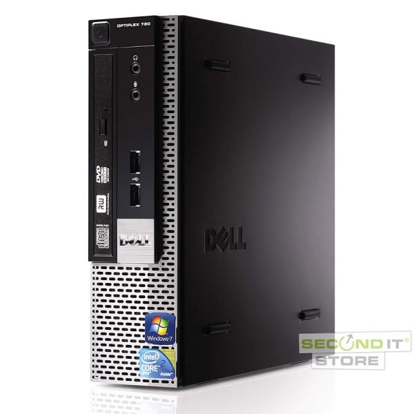 Dell Inc. - OptiPlex 780 - 8GB RAM 250GB HDD
