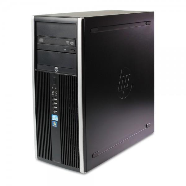 Hewlett-Packard - HP Compaq 8200 Elite CMT PC