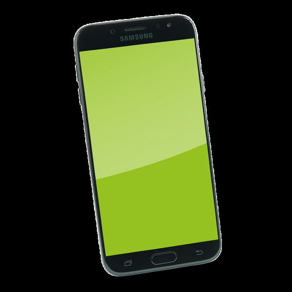 Samsung - Galaxy J7 2017 Dual SIM Black - 16 GB