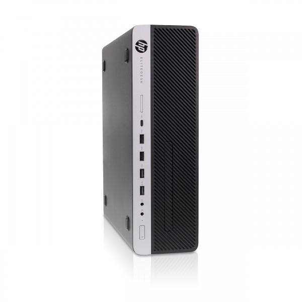 HP - HP EliteDesk 800 G3 SFF