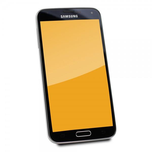 Samsung - Galaxy S5 - 16 GB SM-G900F Black Schwarz