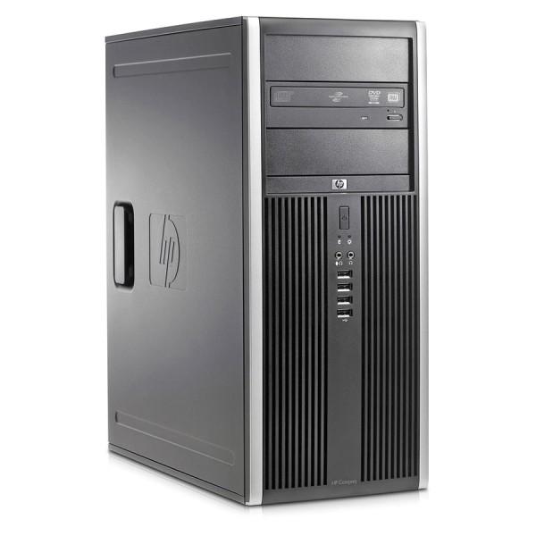 Hewlett-Packard - HP Compaq Elite 8300 CMT - 8 GB 250 GB HDD Win 10 Home
