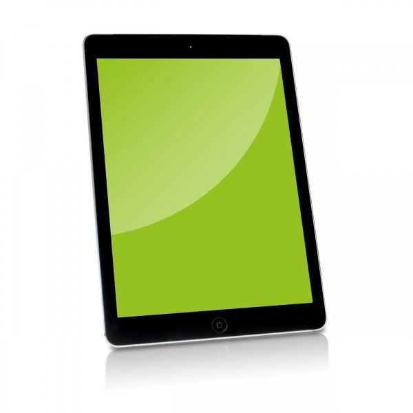 Apple, Inc. - iPad Air Wi-Fi+Cellular 16GB Space Gray