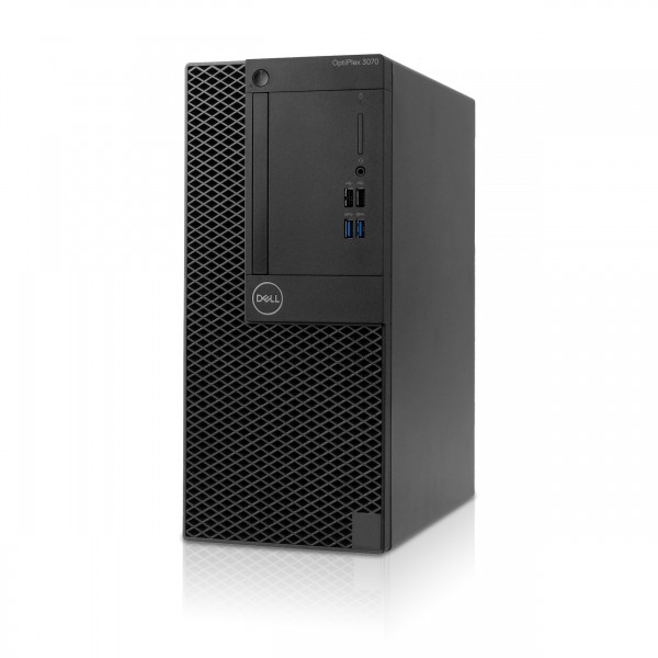 Dell Inc. - OptiPlex 3070 - 8 GB - 256GB NVMe + 3TB HDD Win 10 Pro