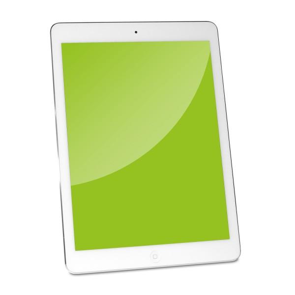 Apple, Inc. - iPad Air Wi-Fi 32GB Silver - 32 GB