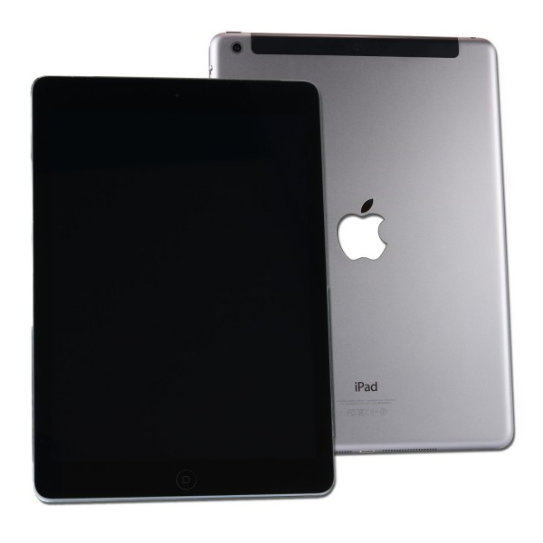 Apple, Inc. - iPad Air 2 Wi-Fi+Cellular 64GB Space Gray OVP 64 GB Space Gray
