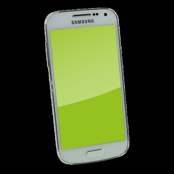 Samsung - Galaxy S4 Mini White - 8 GB