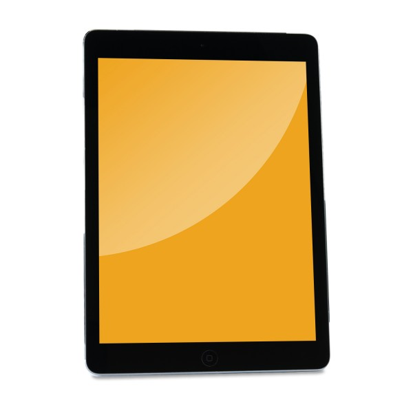 Apple, Inc. - iPad Air 2 Wi-Fi+Cellular 128GB Space Gray - 128 GB