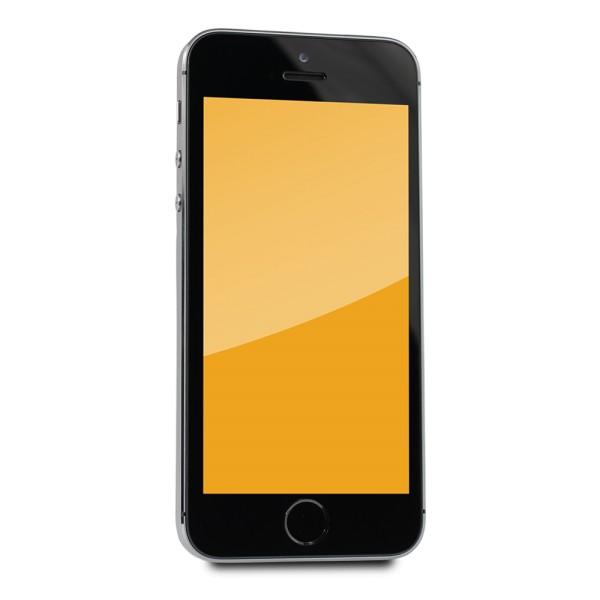 Apple, Inc. - iPhone 5S GSM+CDMA 32GB ME435 Space Gray - 32 GB