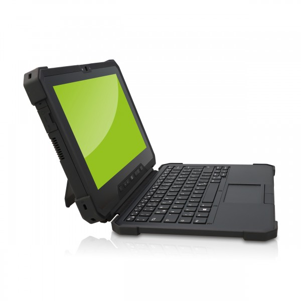 Dell Inc. - Latitude 12 Rugged Tablet 7202